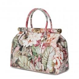 Чанта от естествена кожа Gioia FF1