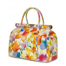 Чанта от естествена кожа Gioia FF3