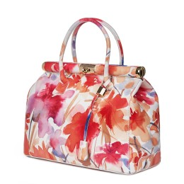 Чанта от естествена кожа Gioia FF4