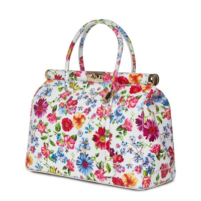 Чанта от естествена кожа Gioia FF6