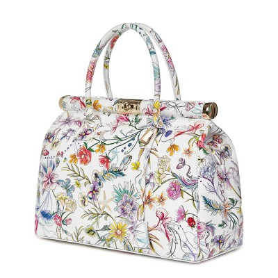 Чанта от естествена кожа Gioia FF7