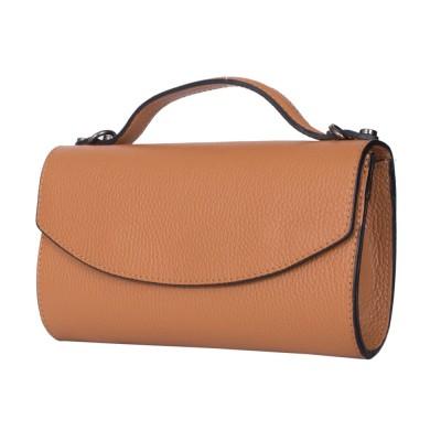 Чанта плик от естествена кожа Laura, коняк