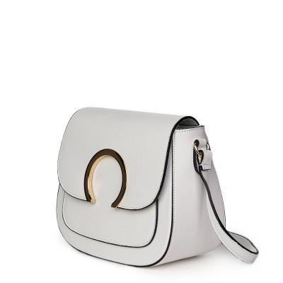Дамска чанта Martha, бяла