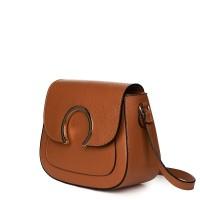 Дамска чанта Martha, коняк